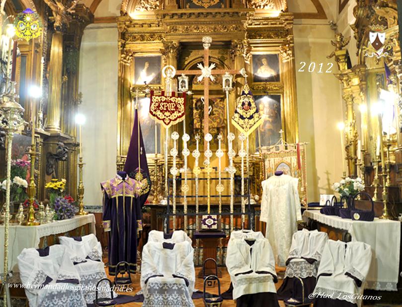 Altar de Insignias 2012
