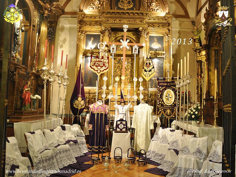 Altar de Insignias 2013
