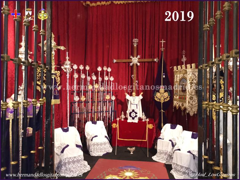 Altar de Insignias 2019