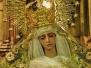 Besamanos de Mª Santísima de las Angustias 2012