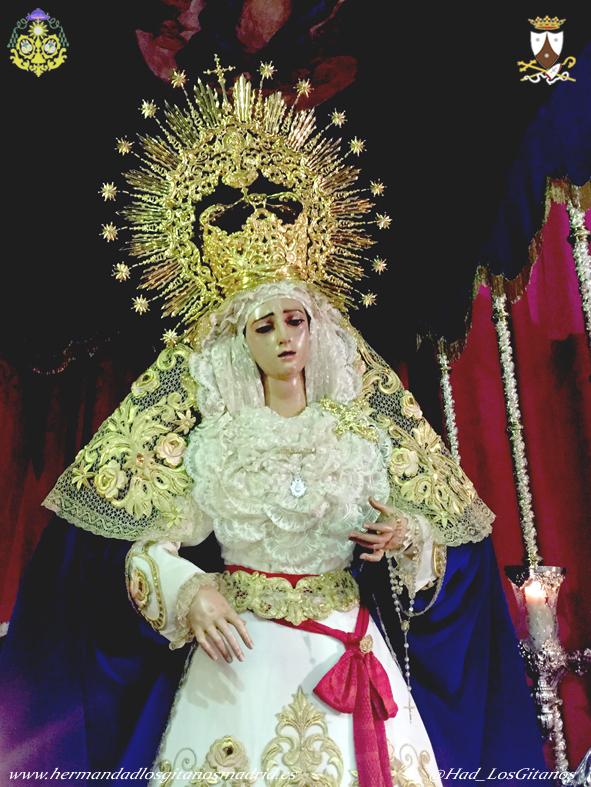 2016 Besamanos de la Virgen 1