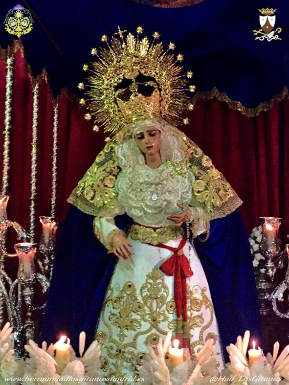 2016 Besamanos de la Virgen 12