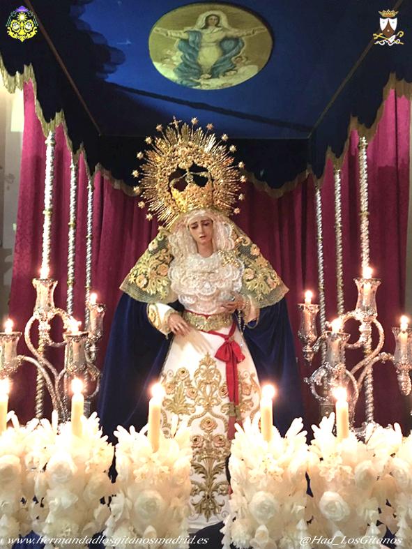 Besamanos de la Virgen 2016 05