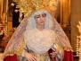 Besamanos de Mª Santísima de las Angustias 2013