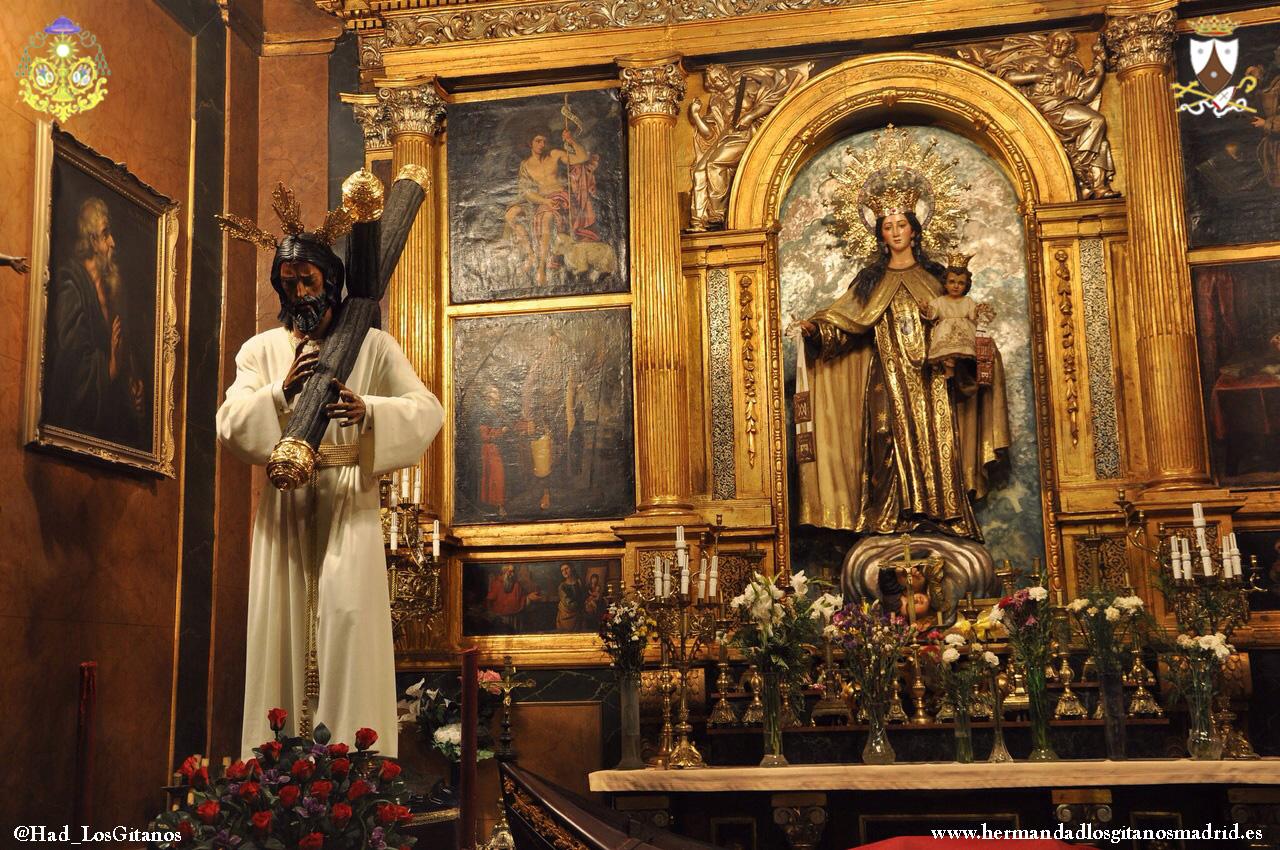 Besamanos Virgen 2015-18
