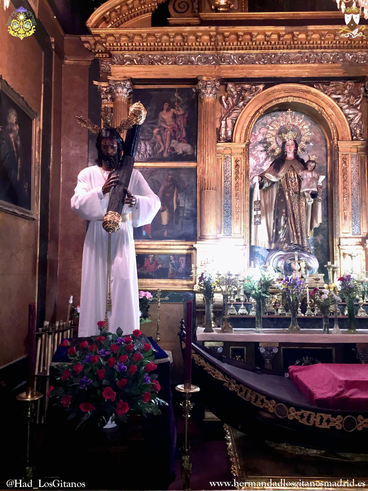 Besamanos Virgen 2015-20