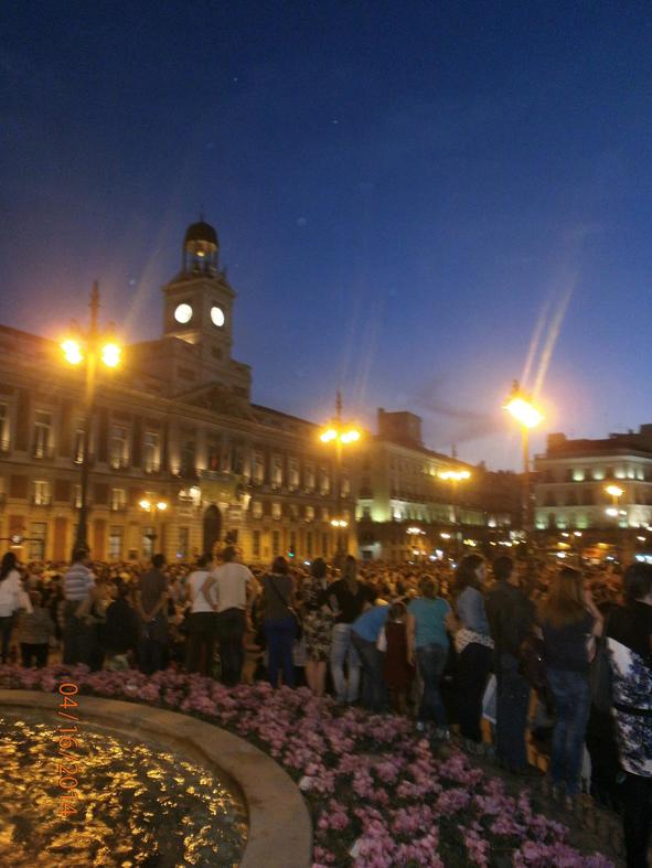 16 - Salud, que se adueña de Madrid