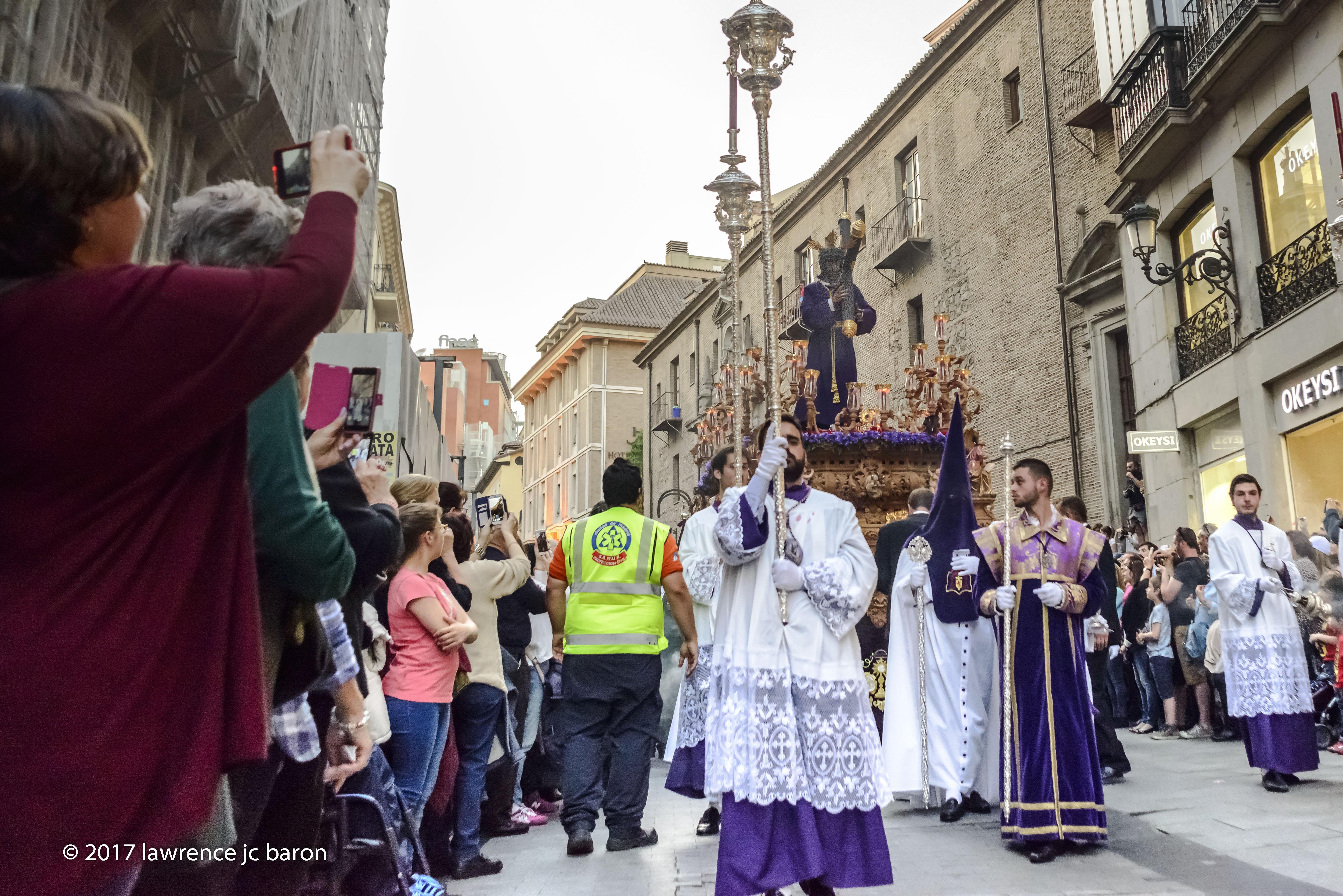 Nuestro Padre Jesús De La Salud Y María Santísima De Las Angustias «Los Gitanos » 2017