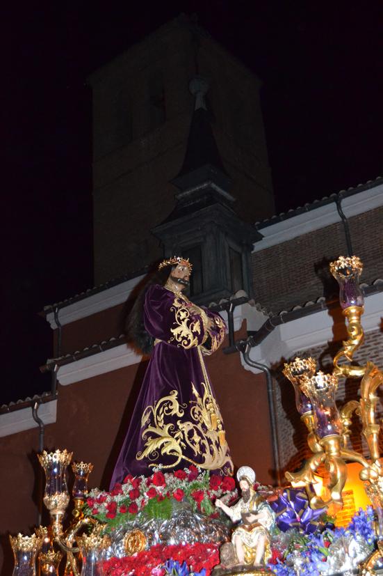 23 - El Señor del Nuncio bajo San Pedro