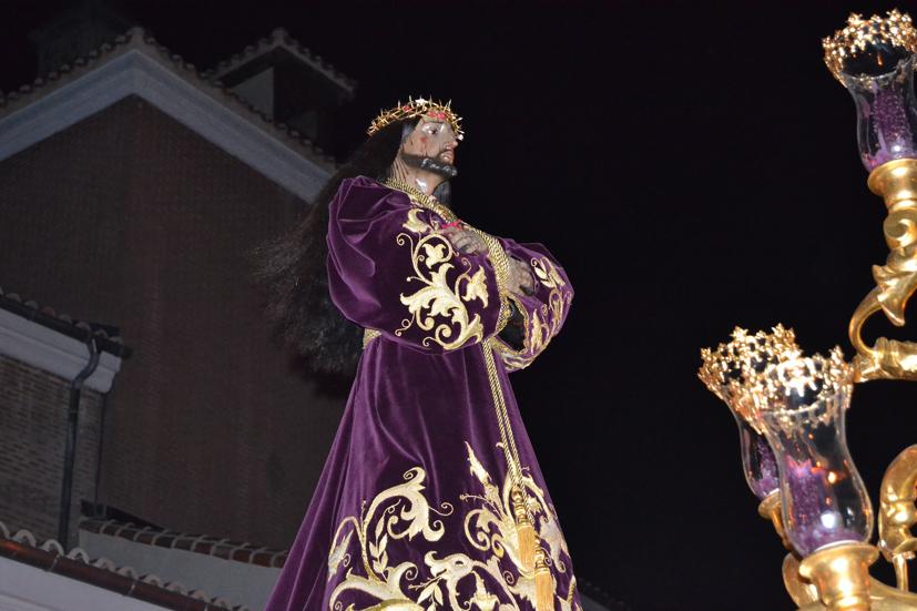 29 - Maniatado ante el pueblo de Madrid