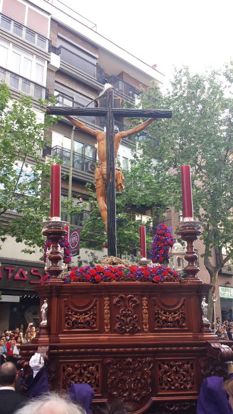 32- Primera Gran chicotá para ti, Señor de Atocha, Madrid Disfruta