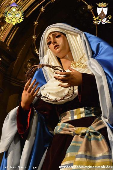 Mª Stma. de las Agustias de Hebrea 2015 - 4