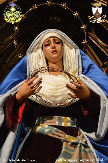 Mª Stma. de las Agustias de Hebrea 2015 - 5