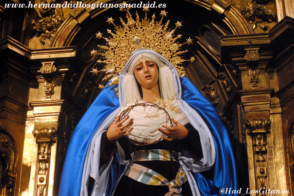 Mª Santísima de las Angustias de hebrea -Cuaresma 2014 - 05