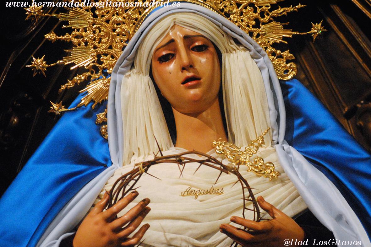 Mª Santísima de las Angustias de hebrea -Cuaresma 2014 - 07