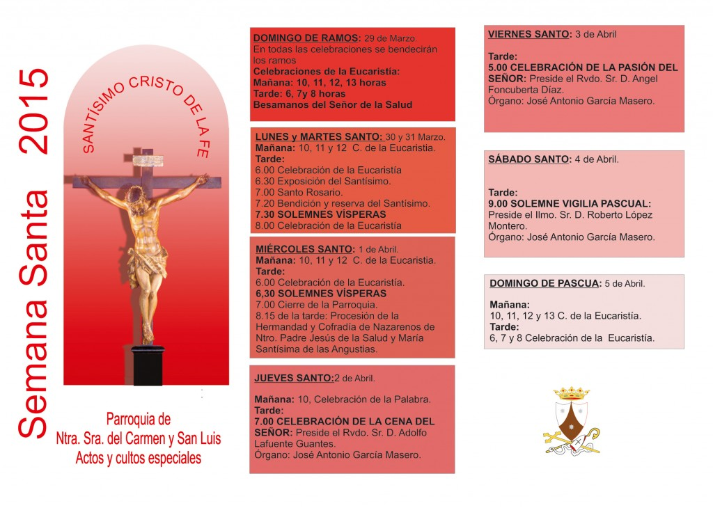 SEMANA SANTA 2015-Folio