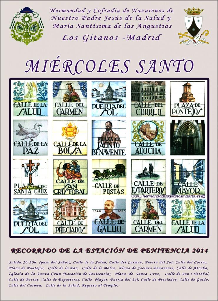 CARTELRECORRIDO 2014reducido