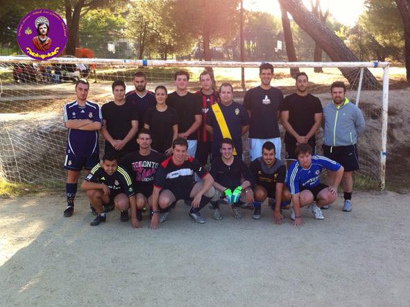 equipo primera jornada