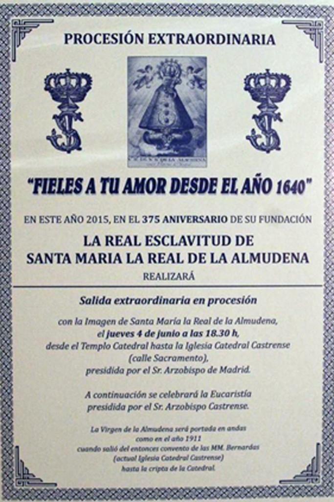 CartelExtraordianariaAlmudena2015