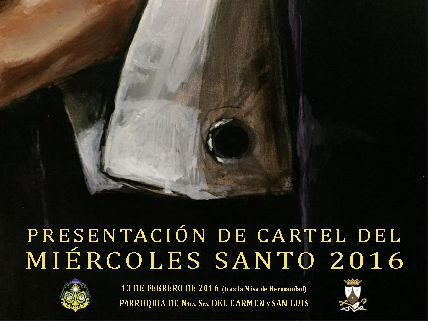 Presentacion CARTELSEMANA SANTA 2016