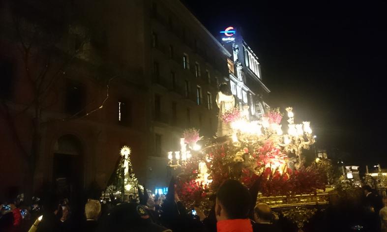 05 - Encuentro de Nuestra Señora de la Soledad y su Desamparo con Jesús de Medinacel