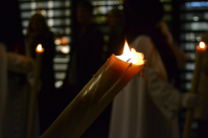 22 - La luz de la fe nunca se apaga